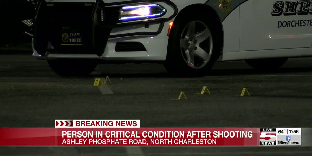 VIDEO: 1 in critical condition after early-morning shooting in parking lot