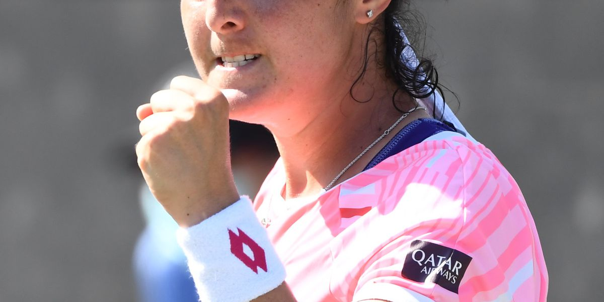 Lowcountry native Navarro, top seed Jabeur win at MUSC Health Women's Open