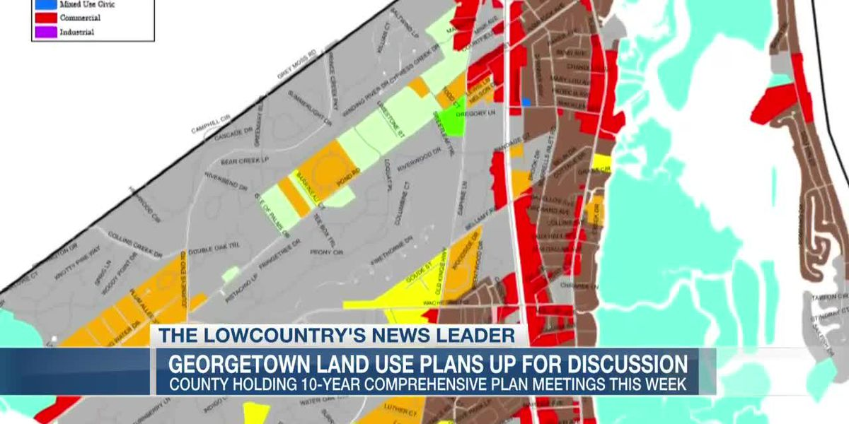 VIDEO: Georgetown land use plans up for discussion
