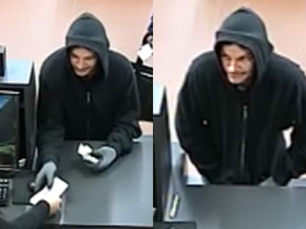 Police still searching for Walterboro bank robbery suspect