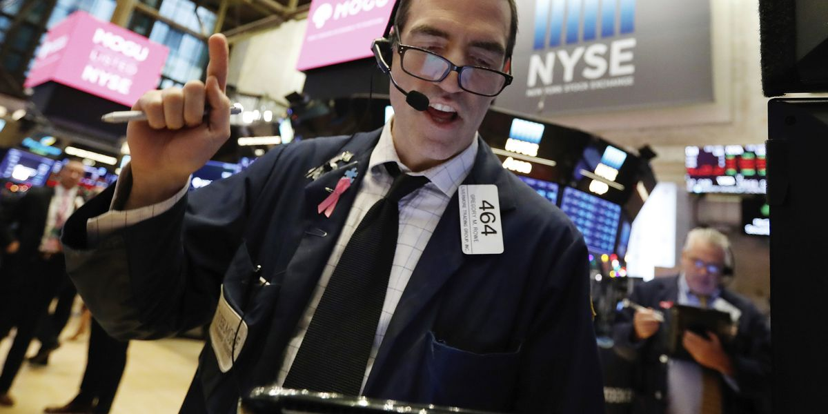 Asian shares rise on Wall Street gains amid trade friction