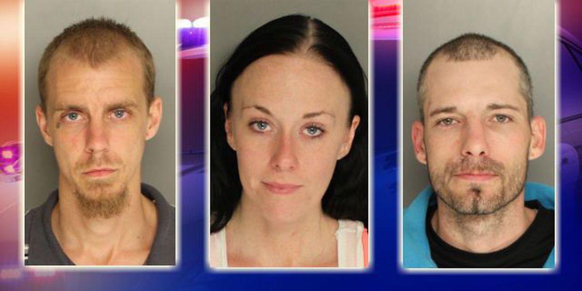 6 Arrested in 2 separate Berkeley Co. robberies