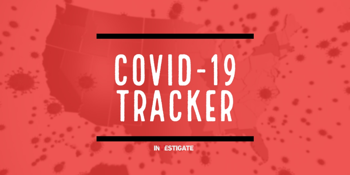 COVID-19 Tracker: Check out the latest on test results around the country