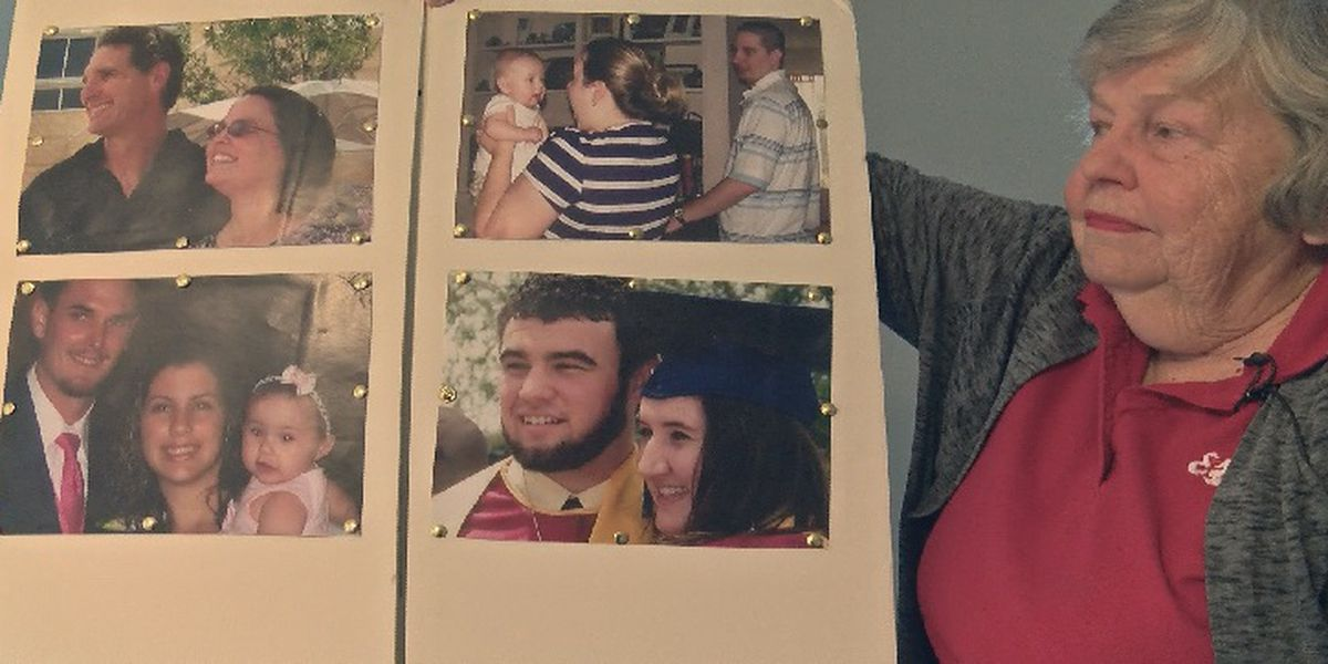 Lexington woman stands with MADD for harsher DUI laws after four family members killed by drunk driver