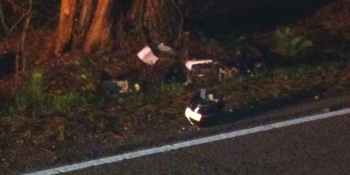 Driver charged after moped rider dies in Hwy 61 wreck