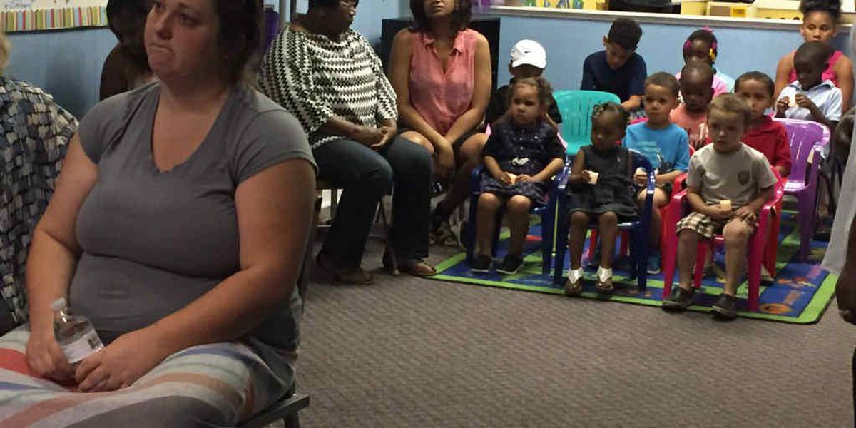 Vigil honoring 3-year-old who drowned brings family to tears