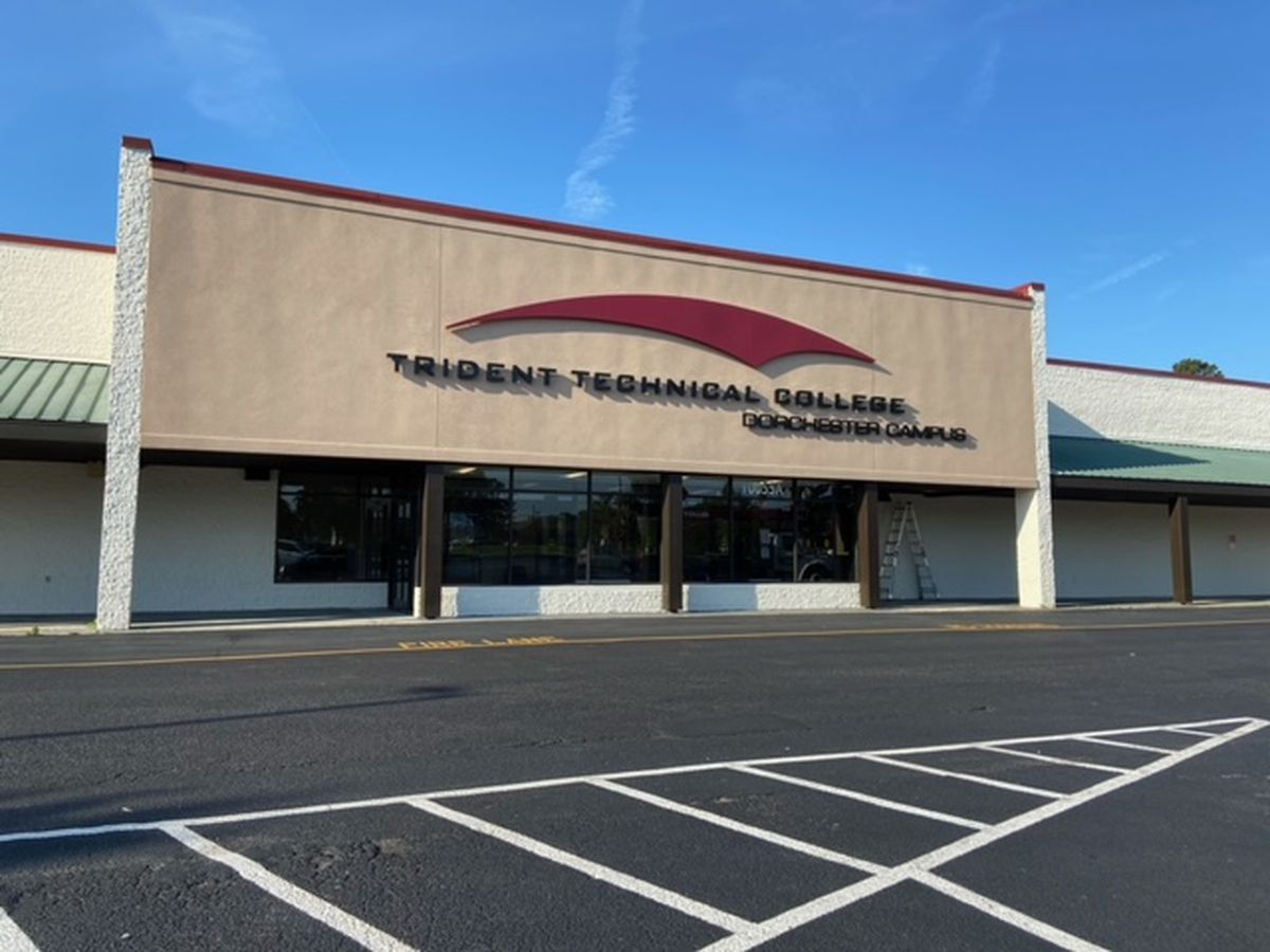 Trident Tech opens campus in Dorchester County