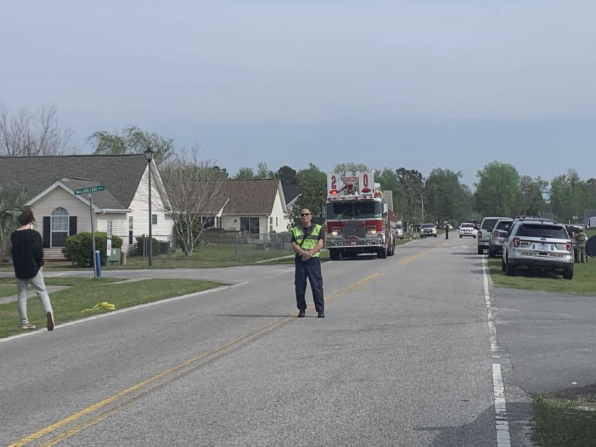 Three dead in shooting in Horry County