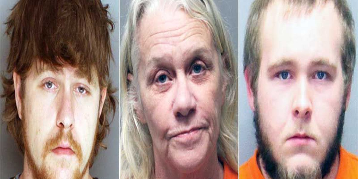 Third suspect arrested in arson of DD2 member's home
