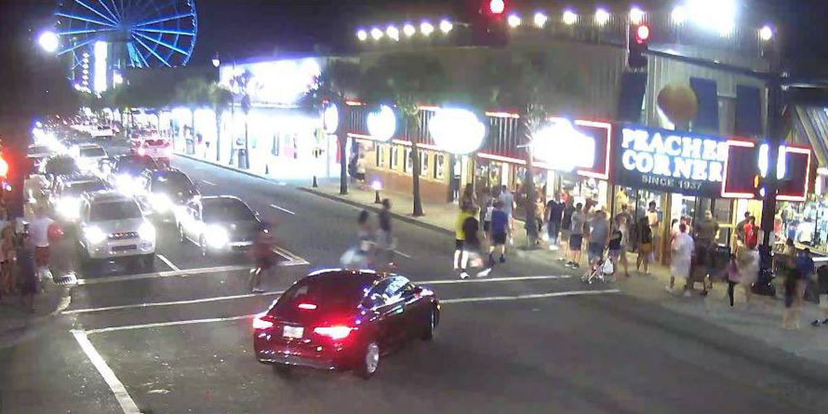 Myrtle Beach tweets reminder about juvenile curfew ahead of busy summer season
