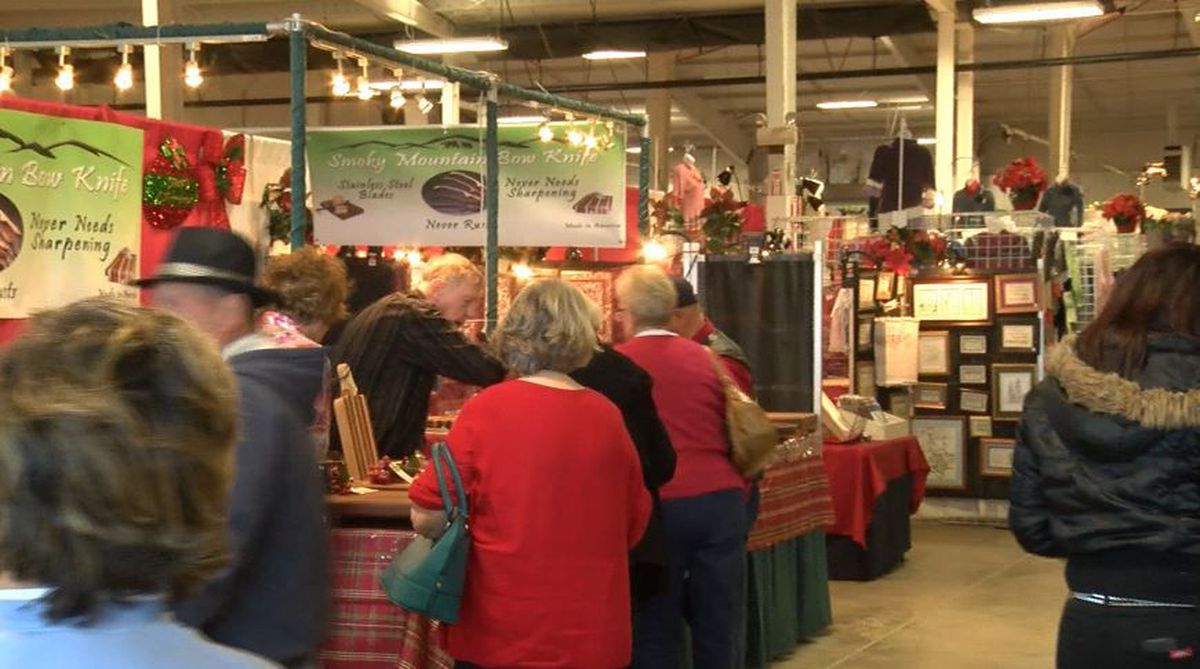 Christmas Made In The South Charleston Sc 2020 Christmas Made in the South' show opens in Ladson
