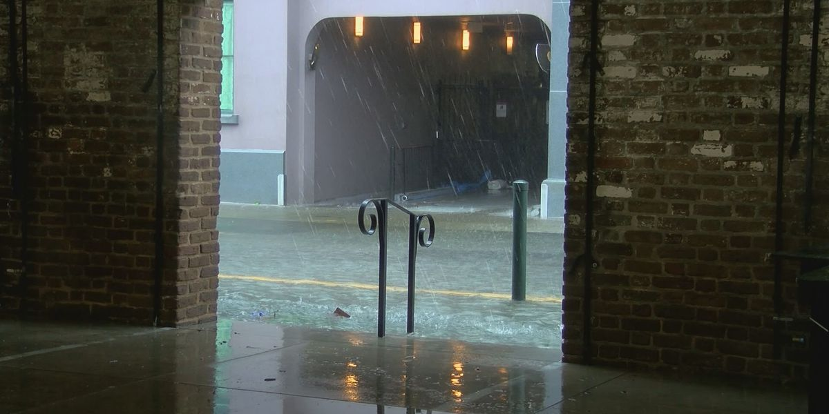 Charleston working on climate change strategies, fighting flooding