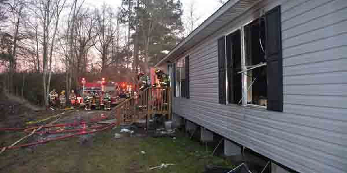 Coroner identifies man killed in Colleton County house fire