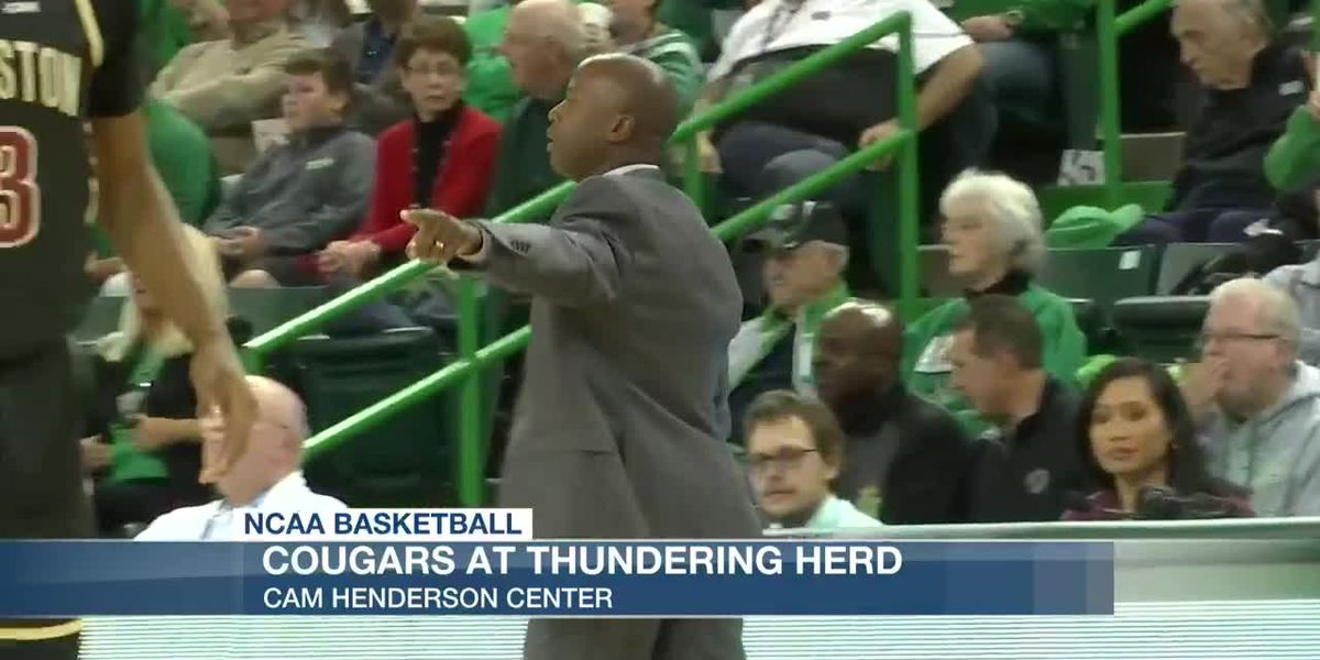 VIDEO: CofC wins 1st road game at Marshall