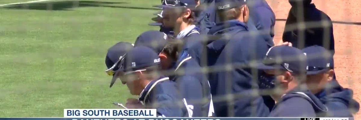 VIDEO: Charleston Southern sweeps doubleheader over High Point
