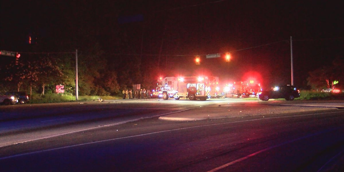 Mother, son killed in Beaufort County crash