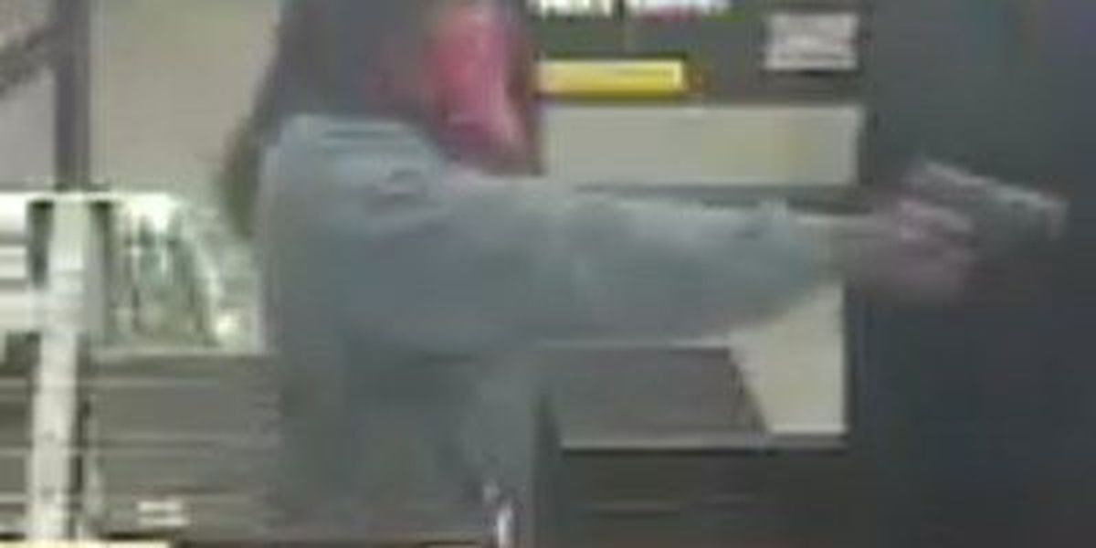 Wanted: Armed robber threatens to shoot Dollar General employee in Summerville