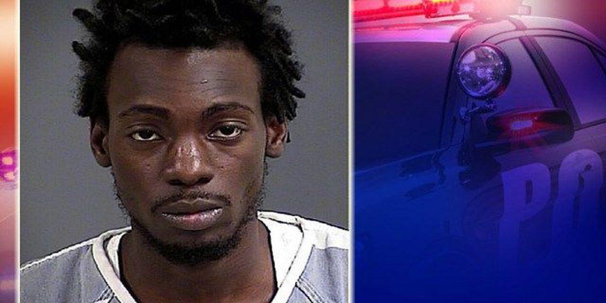 Suspect arrested in N. Charleston club shooting