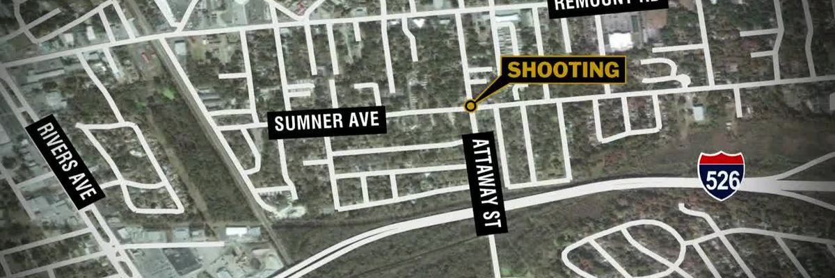 VIDEO: Police investigating after man shot in North Charleston