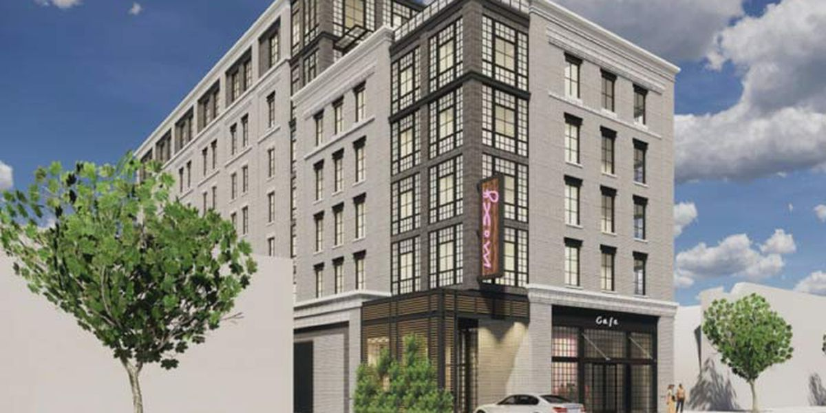 New hotel proposed in downtown Charleston designed for 'more adventurous' travelers
