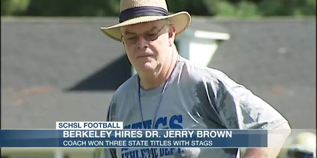 VIDEO: Berkeley hires Dr. Jerry Brown as head football coach