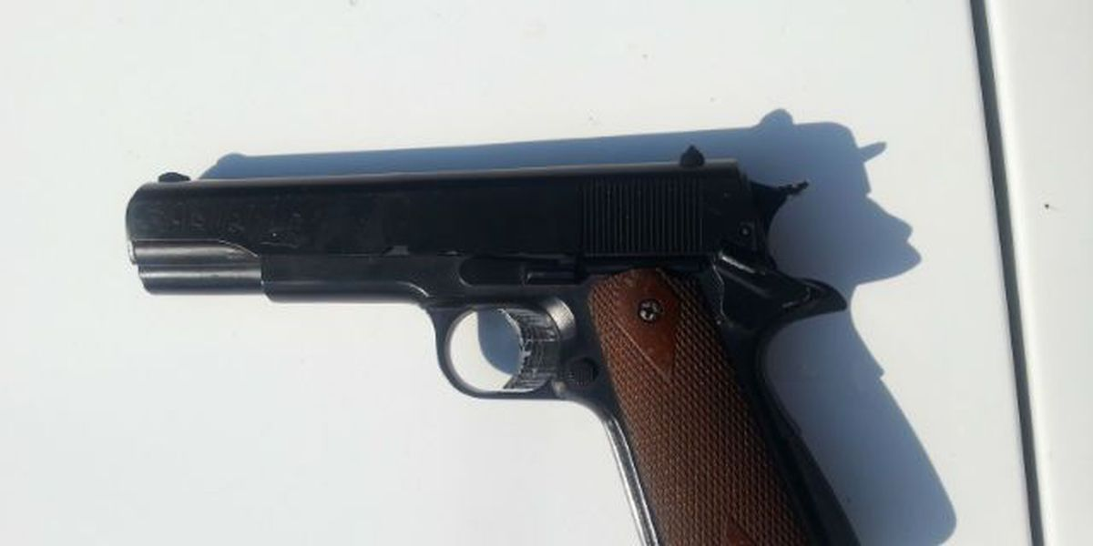 CCSD: 7-year-old suspended after bringing BB gun on school bus