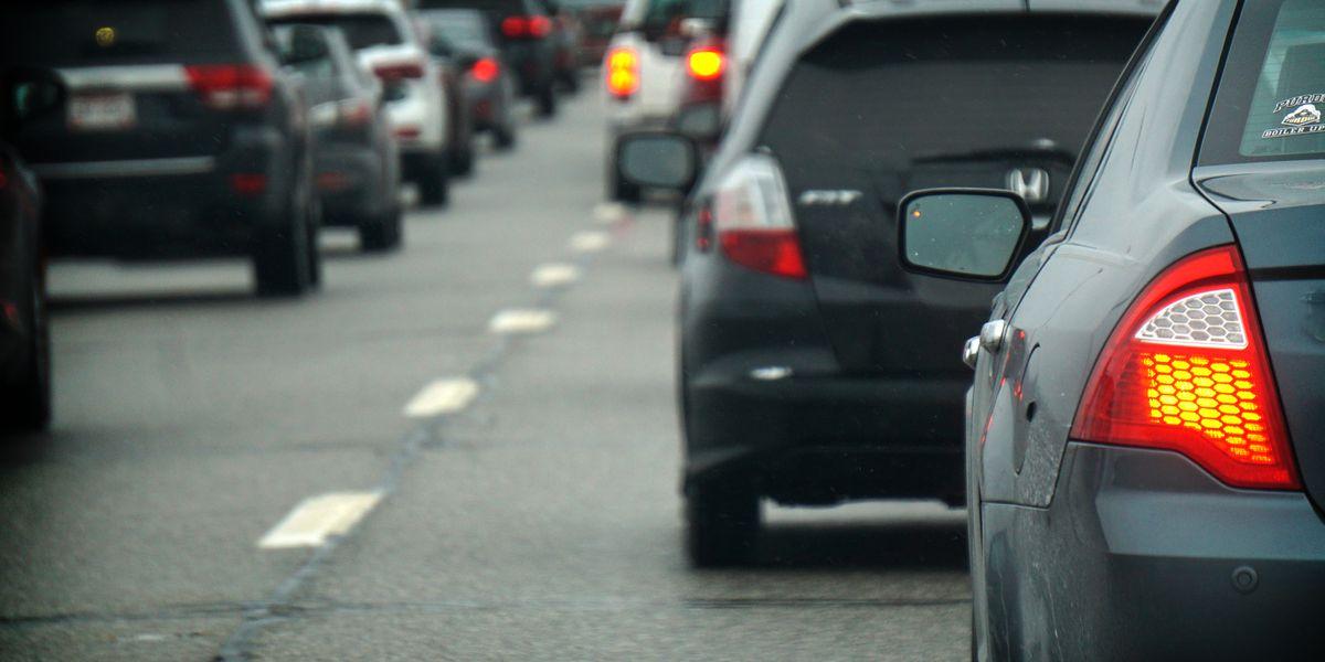 Lane closures set for I-26 start Sunday