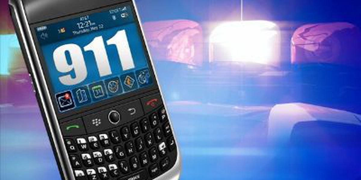 911 lines back up in Georgetown Co.