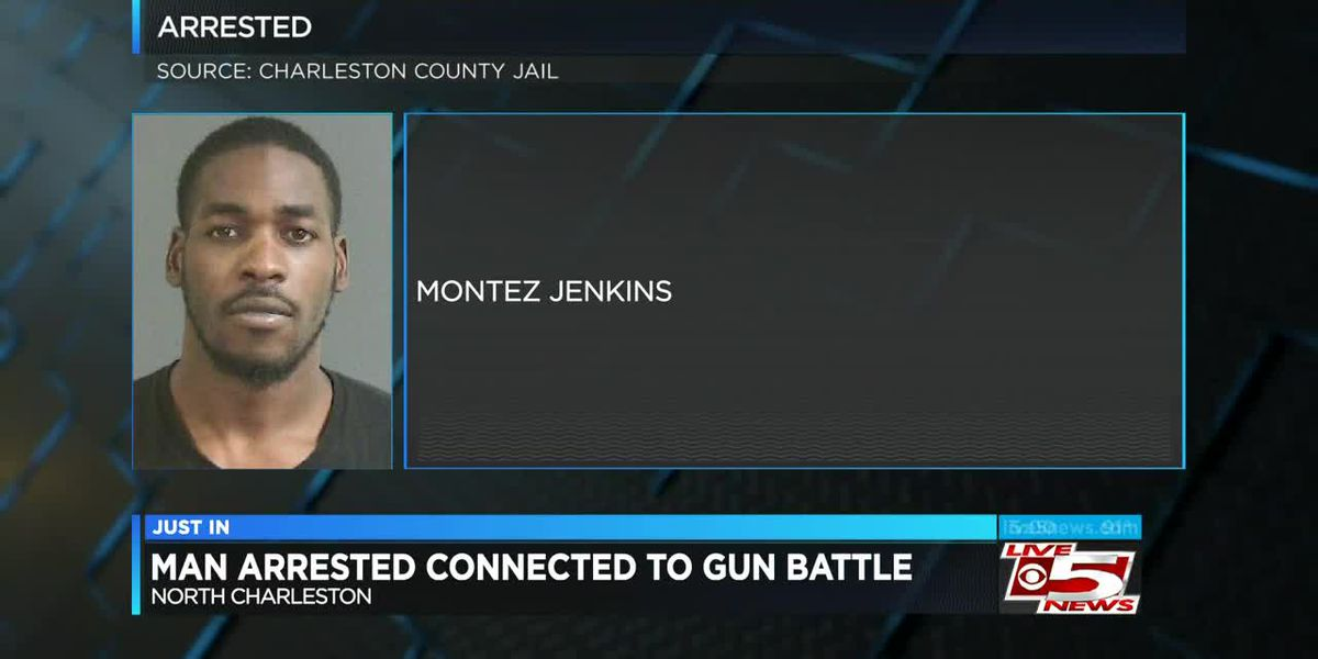 VIDEO: Man arrested with attempted murder, weapons charges in June shooting