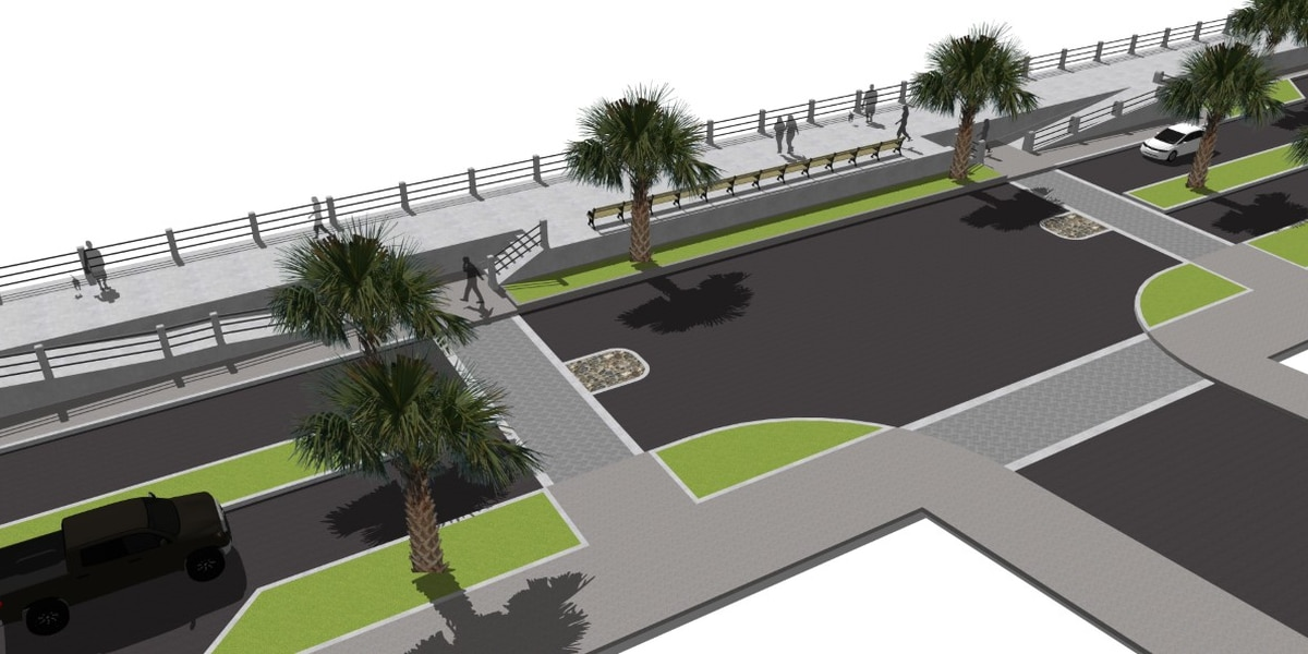 As Battery seawall construction begins, comments show residents concerned about parking