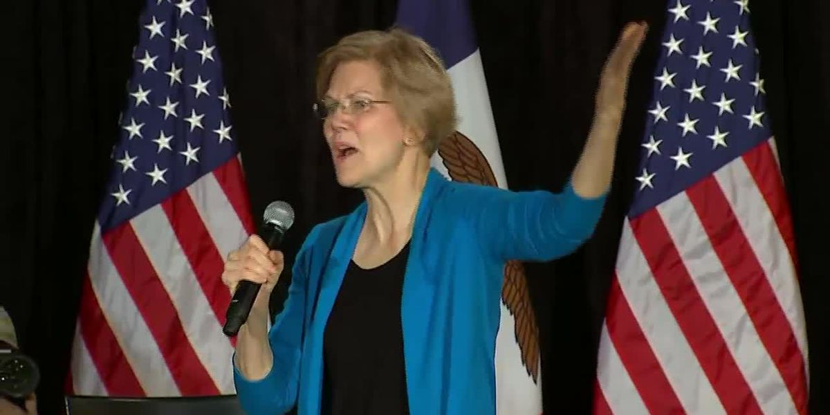 Elizabeth Warren planning trip to Columbia to promote possible 2020 presidential run