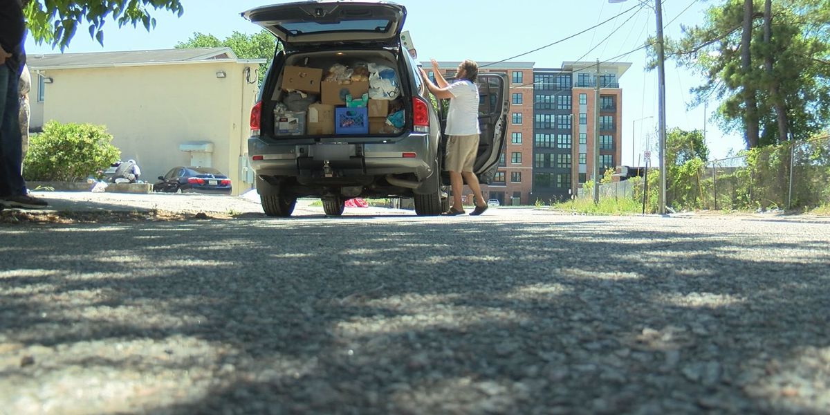 Lowcountry Strong: 'Uplift Charleston' brings aid to those in need