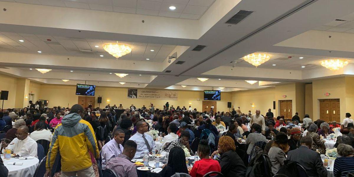 North Charleston church honors Dr. King at annual breakfast