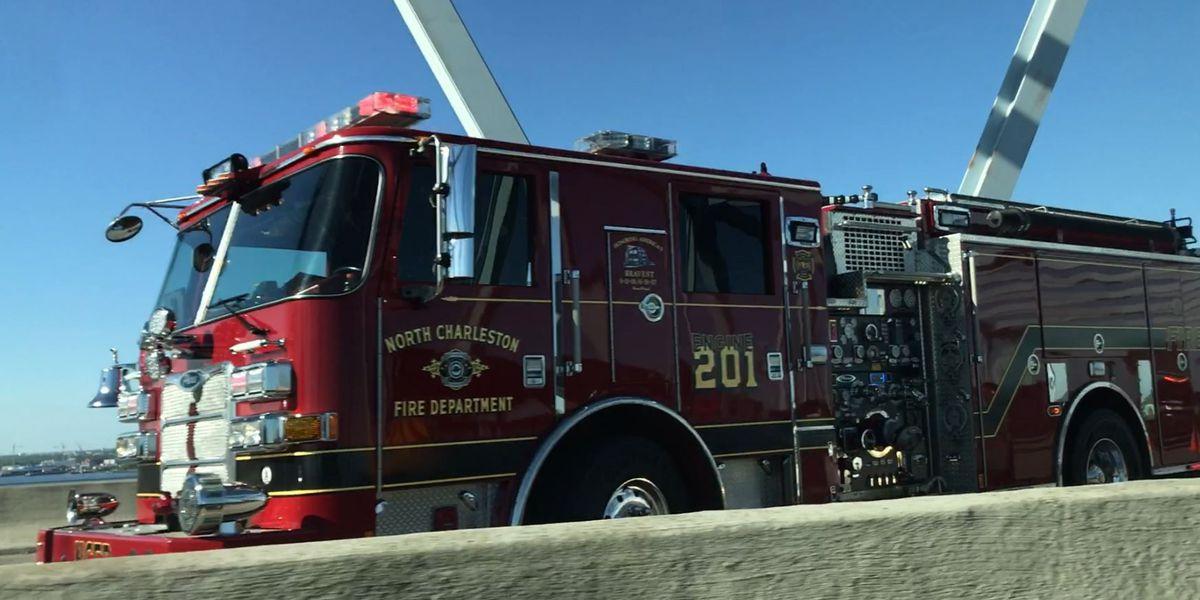 FIRST ALERT TRAFFIC: Crash blocks two lanes eastbound on the Don Holt