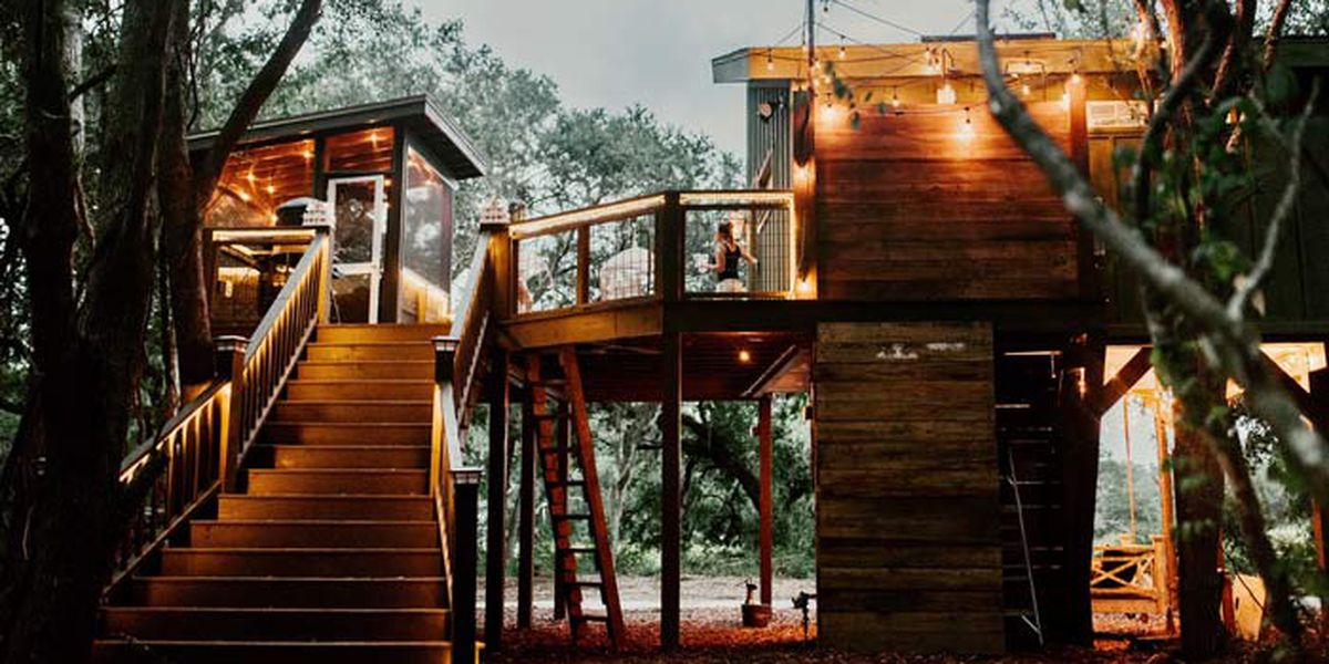 Judge sides with luxury treehouse business in Wadmalaw Island short-term rental battle