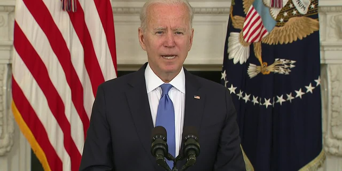 LIVE: Biden to speak on jobs report