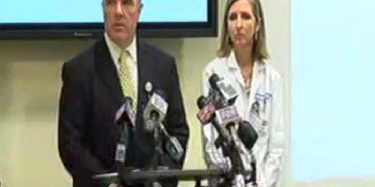 MUSC, DHEC discuss SC's Ebola preparedness