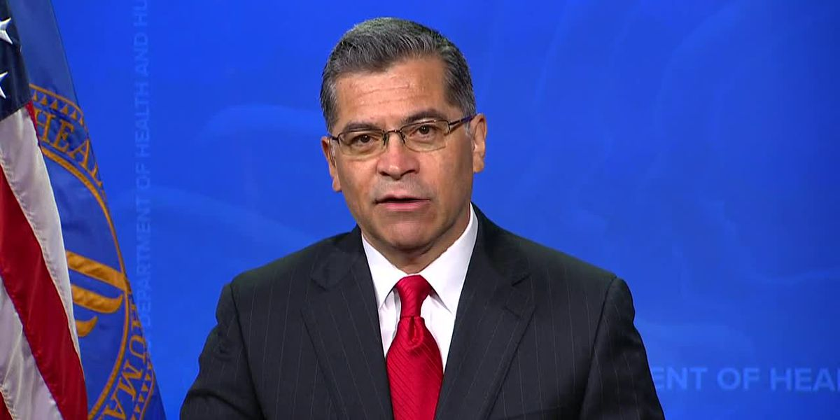 HHS chief Becerra discusses moves to curtail LGBTQ discrimination in health care