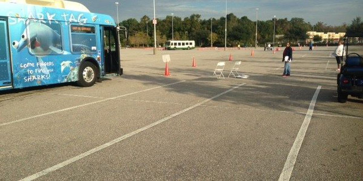 CARTA drivers test driving skills in annual bus rodeo