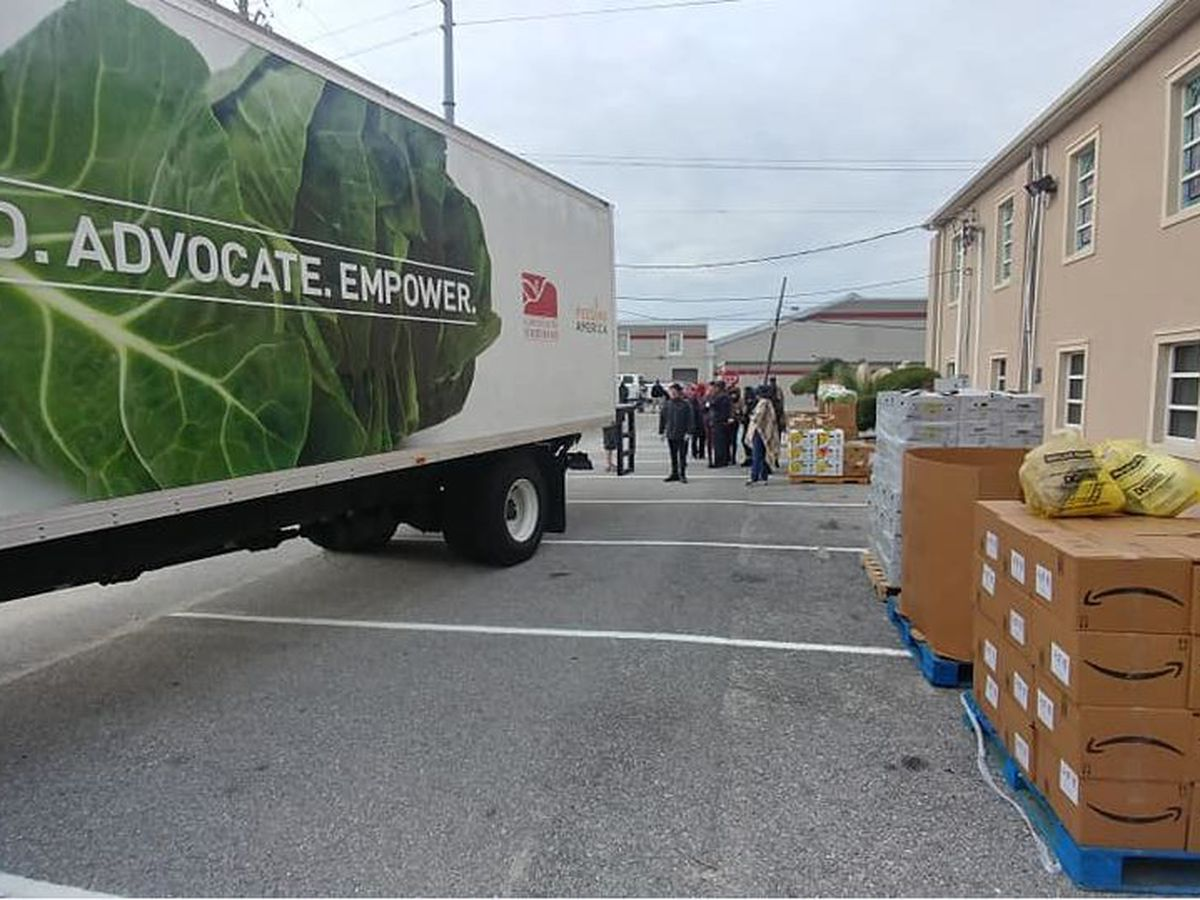 Lowcountry organizations fighting to end hunger