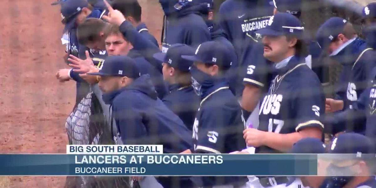 VIDEO: Bucs take the series with Longwood following Saturday's split at Nielsen Field