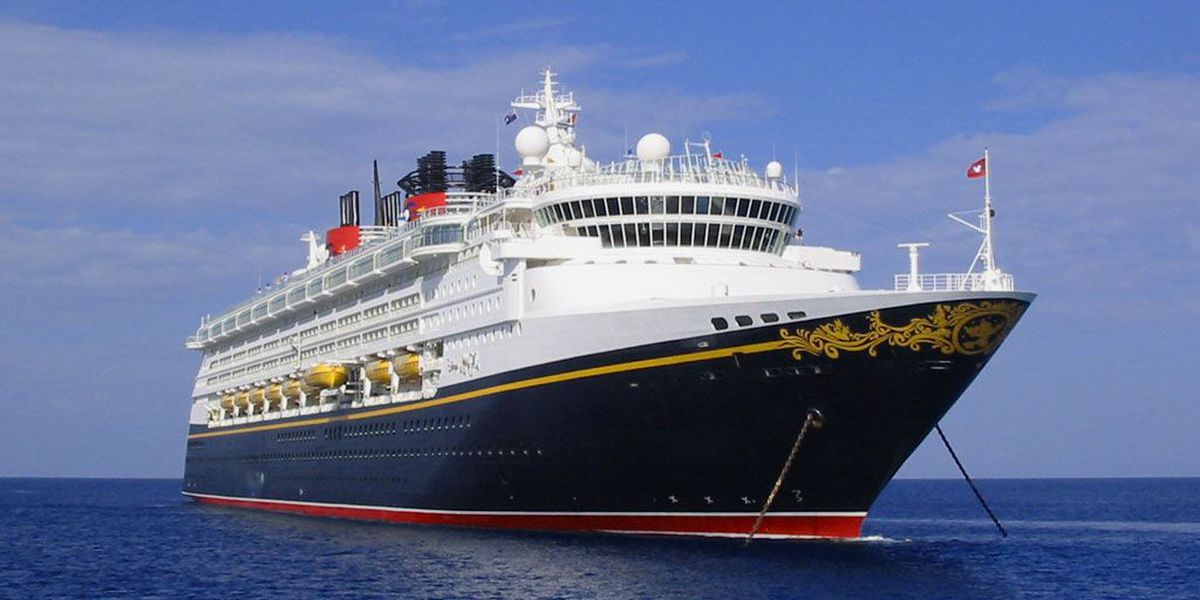 Disney cruise ship passenger airlifted to MUSC