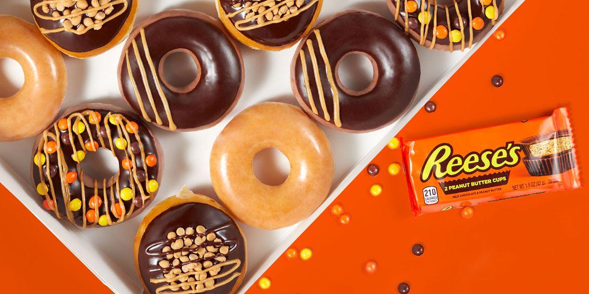Krispy Kreme bringing back fan-favorite Reese's Doughnuts