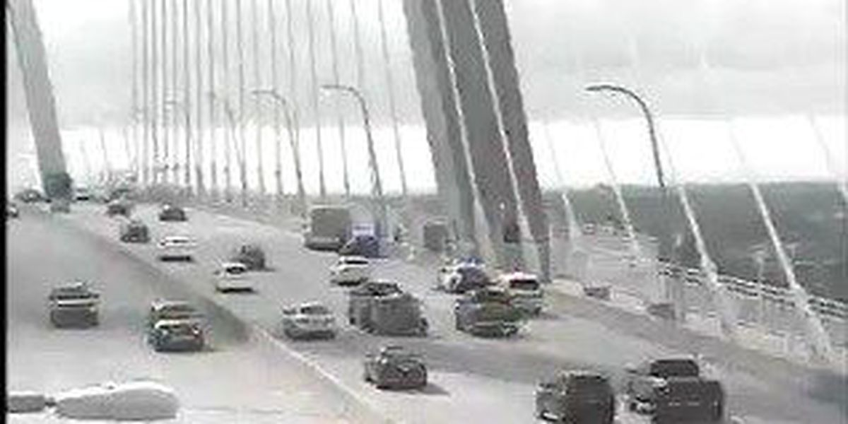 Officers clear Ravenel Bridge after responding to suspicious person call