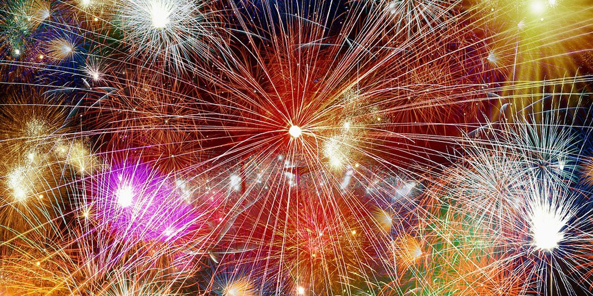 You Paid For It: Lowcountry Fireworks events