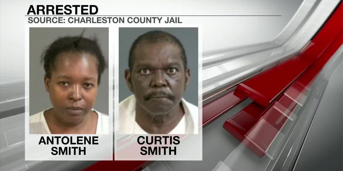 VIDEO: 2 charged in missing woman's death after body found in N. Charleston