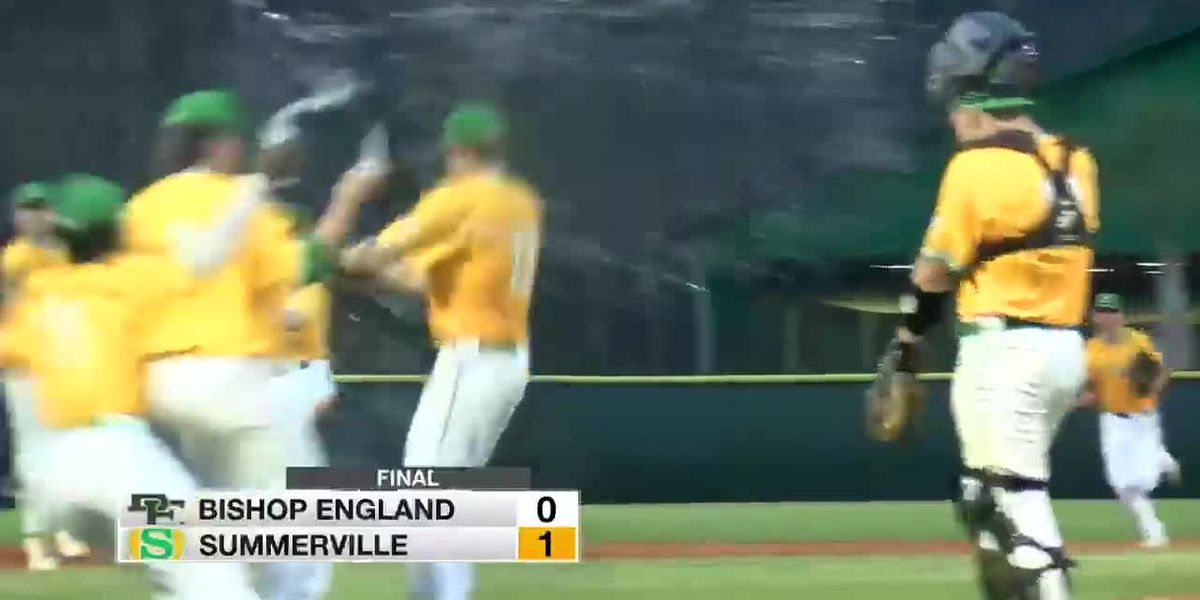 Summerville's Wellman throws no-hitter in win over Bishop England