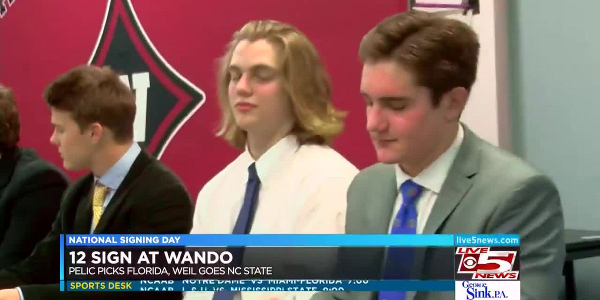 VIDEO: National Signing Day Part 1