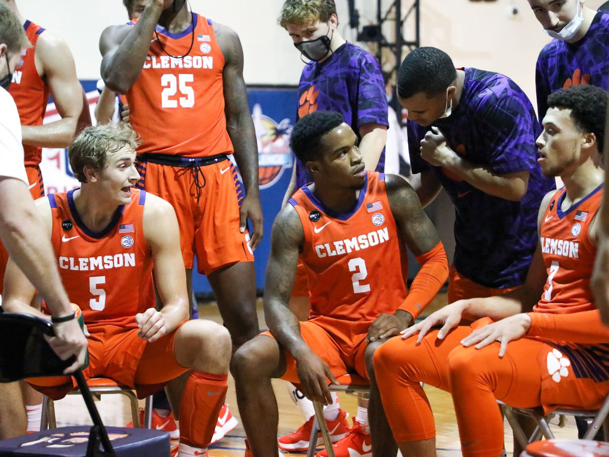 Clemson beats Mississippi St. 53-42 in Space Coast Challenge