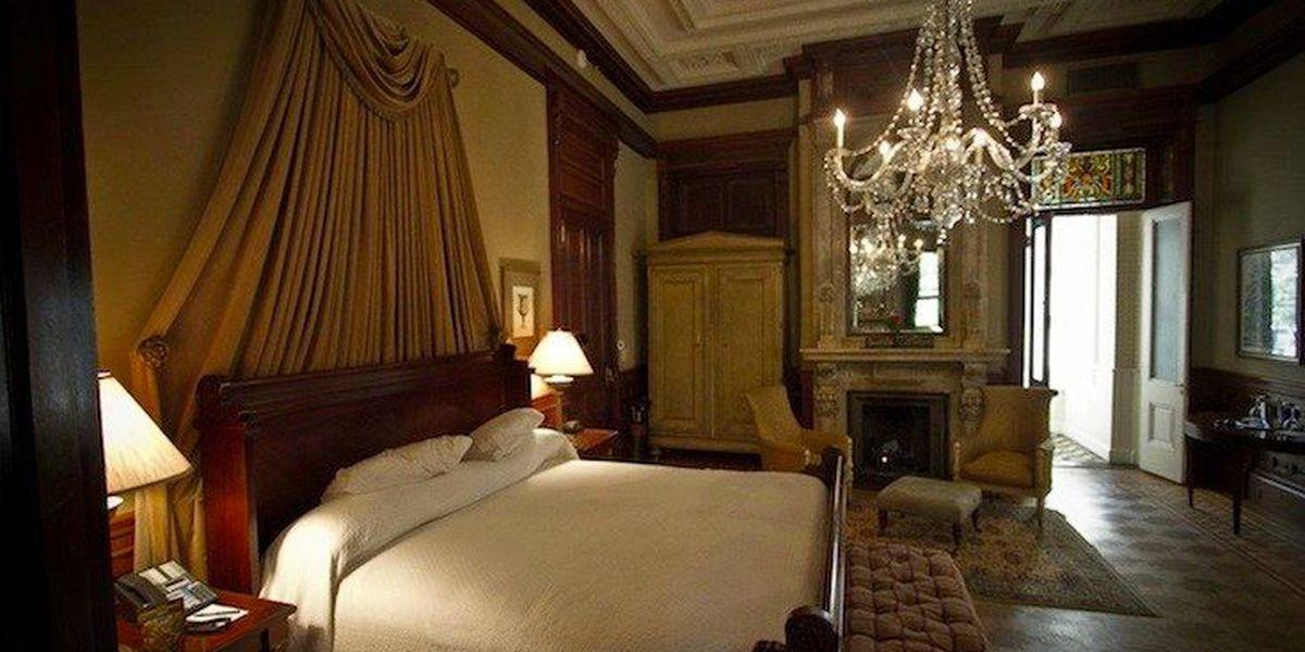 Two Charleston hotels make TripAdvisor's top 25 hotels for romance